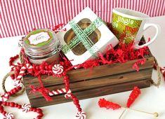 Sweet Homemade Christmas Gifts: Mocha Coffee Mix
