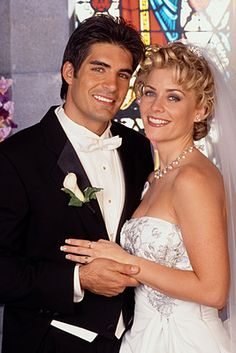 Passions Luis and Sheridan almost ok I had to put this on here, as this is Galen Gerig before Days when he was Luis on Passions, pictured here with him was his beautiful leading lady Mackenzie Westmore Soap Opera Stars, Soap Stars, Passions Soap Opera, Passion For Life, Wedding Movies, Tv Soap, Movie Couples, Days Of Our Lives