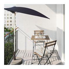 TÄRNÖ Bord + 2 stole, ude  - IKEA