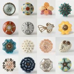 Hardware is a great way to customize your space and add elegance, class, or even whimsy. Look for specialty hardware suppliers that can offer more than standard drawer pulls and cabinet knobs to accent your bathroom cupboards.