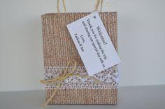 Elegant Wedding party/gift bag by steppnout on Etsy, $4.00
