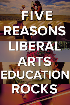 Does liberal arts have to do with law?