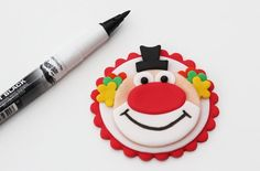 Clown cupcakes - goodtoknow