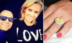 Get engagement ring inspiration from your favorite celebrity couple by browsing the gallery of celebrity engagement ring photos from deBebians. Celebrity Engagement Rings, Engagement Ring Photos, Celebrity Couples, Diamond Engagement Rings, Jenny Mccarthy, Unique Presents, Rings For Her, Wedding Rings For Women, Love Ring