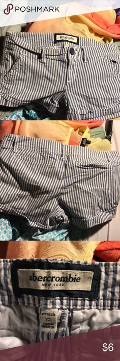 Don't fit Striped shorts Abercombie Kids Shorts