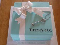 Tiffany Birthday Cake by Bespoke Celebration Cakes