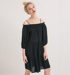 Crêpe+dress