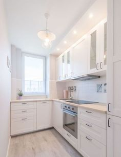 If you are looking for Minimalist Kitchen Design Ideas, You come to the right place. Below are the Minimalist Kitchen Design Ideas. Modern Kitchen Cabinets, Kitchen Cabinet Design, Interior Design Kitchen, Diy Kitchen, Kitchen Designs, Kitchen Counters, Soapstone Kitchen, Kitchen Islands, Rustic Kitchen