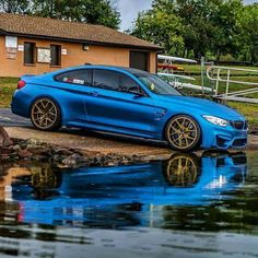 nice BMW F82 M4 blue... BMW 2017 Check more at http://carsboard.pro/2017/2016/12/27/bmw-f82-m4-blue-bmw-2017/
