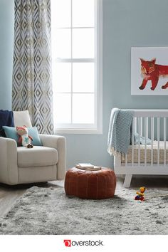 Find everything you need to give your baby's nursery a refresh at Overstock.com. Shop thousands of products and beautiful new furniture at the lowest prices---coffee tables, lamps, home décor, and more! Overstock.com -- All things home. All for less.