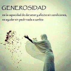 Frases Bonitas Para Facebook: Imagenes Con Frases Sobre La Generosidad