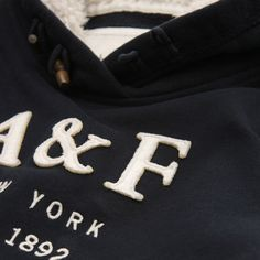Sherpa Hoodie   Abercrombie.com   Check out our Pin To Win Challenge at http://on.fb.me/UfLuQd