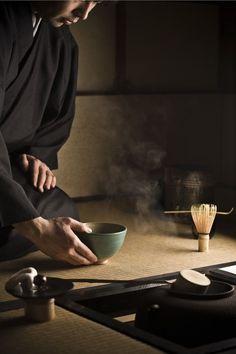 Japanese tea ceremony using Matcha: note the whisk  #matcha #matchtea #japan #japanesetea #greentea #teaceremony #whisk