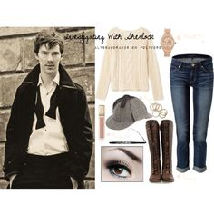 Investigating With Sherlock. This is my polyvore account...please go follow and like my creations? For any requests, please comment: for an imagine: comment any celebrity and what you want to be doing with them/where you want to go with them. For an outfit...just comment a theme or color scheme. <3