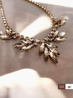 Yamche Necklace.
