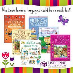 Usborne Language Books! #usborne #language  https://y3136.myubam.com/search?q=Language&pagenumber=2