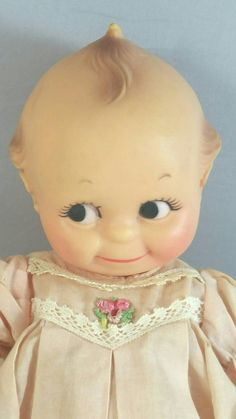 1960s All Original Kewpie Doll by Cameo