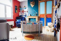 La chambre bébé de Tom