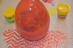 العاب صلصال الاطفال |  Play Doh Huge Surprise Egg