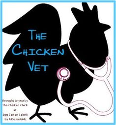 Ask The Chicken Vet general backyard chicken-keeping questions by email. If chosen, will be answered on my blog!  (not an emergency medical advice service)
