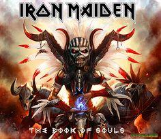 iron maiden book of souls by RKmendes.deviantart.com on @DeviantArt