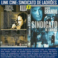 O Blog do JF: Link Cine: Sindicato de Ladrões