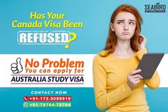 We are the best guide for IELTS and immigration. Business Card Dimensions, Australia Visa, Sea Birds, Secondary School, Ielts, September, Bands, How To Apply, Study