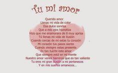 Tu mi amor..
