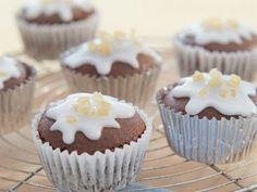 Muffin allo zenzero e cannella, dolce di Natale