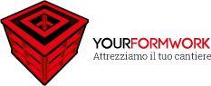 Il nuovo logo di Yourformwork studiato dai nostri grafici