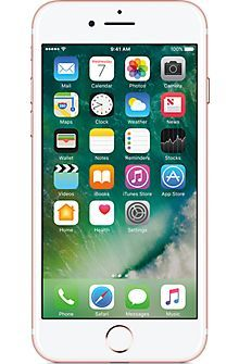 Apple® iPhone® 7 128GB in Rose Gold