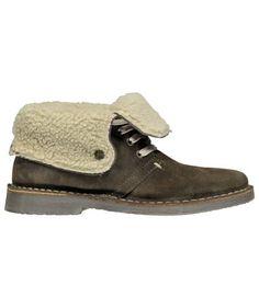 Kuschelige Damen Schnürschuhe von Marc O'Polo #shoes #boots #fall #fashion #engelhorn