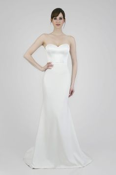Page 2 of 2 for Theia Couture Wedding Dresses & Gowns Sheath Wedding Gown, Sweetheart Wedding Dress, One Shoulder Wedding Dress, Wedding Gowns, Theia Bridal, Bridal Dresses, Bridesmaid Dresses, Wedding Dress Shopping, Wedding Attire