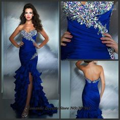 Find More Evening Dresses Information about 2015 Elegant Royal blue Sexy Mermaid Evening dresses Sweetheart with Crystal Robe de soiree Formal dresses Prom Gown AQ18,High Quality dress artist,China dresses evening Suppliers, Cheap dress sarah from Romantic bride wedding dress Suzhou Co., Ltd. on Aliexpress.com