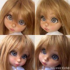 https://flic.kr/p/DyopUR | #doll #dolls #Enixe #enixeatelier #enixe #custom #customdoll #repaint #relooking #restyle #disney #disneydoll #disneydolls #disneyanimator #disneyanimators