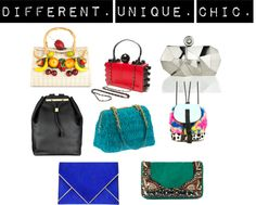"""""""Different. Unique. Chic"""" by cocochristelle on Polyvore"""