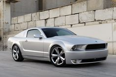 Lee Iococca Mustang