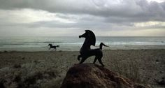 BUCEPHALUS sculpture from Francis Ford Coppola's The Black Stallion
