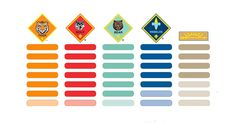 How boys earn adventure loops and pins in new Cub Scout program