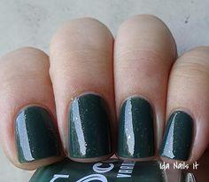 Ida Nails It: Scofflaw Nail Varnish Summer 2014 Collection