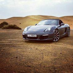 Porsche Boxster @motopedia.ae_alawi