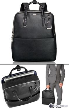 10 Best Women s Backpacks for Work that are Sophisticated and Smart 69209194c00fa