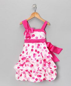 Such an adorable little easter dress!