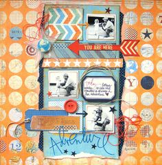A Project by Missy Whidden from our Scrapbooking Gallery originally submitted 12/22/13 at 07:42 AM