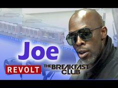 Joe Interview at The Breakfast Club Power 105.1 (8/14/2014)