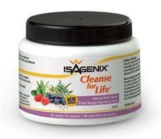 Isagenix Cleanse for Life Rich Berry...  www.wisdom.isagenix.com