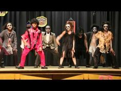 Thriller MJ Tribute - Kids show at Baldwin Hills Elementary - YouTube