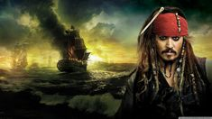 Cap'n Jack Sparrow is kind of awesome. He's just one of the people Johnny Depp has brought to life so amazingly.