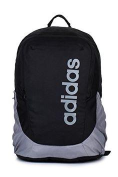 fc73a31488 Adidas Black Unisex BP PARKHOOD XL Laptop Backpack Black Adidas