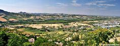 """Verucchio, Panorama - """"Olive Oil Tasting in the Land of Taste"""" by @FourJandals.com Adventure Travel Blog"""